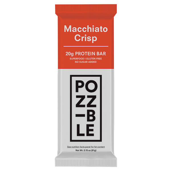 POZZIBLE Bar Macchiato Crisp