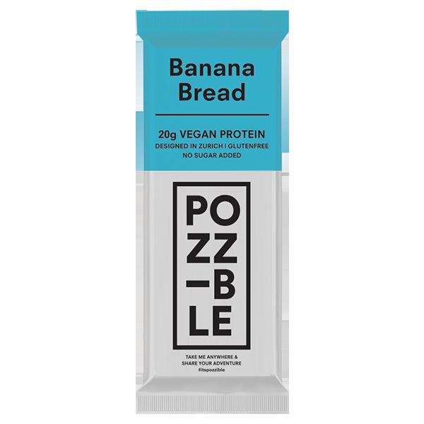 POZZIBLE Vegan Banana Bread