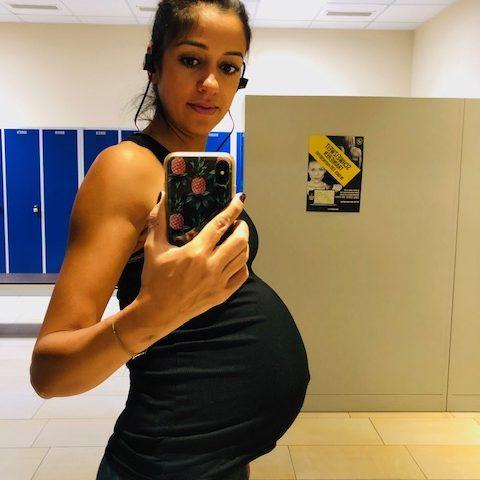 Leyla's Schwangerschaft
