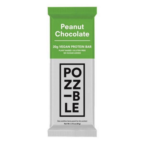 POZZIBLE Vegan Peanut Chocolate
