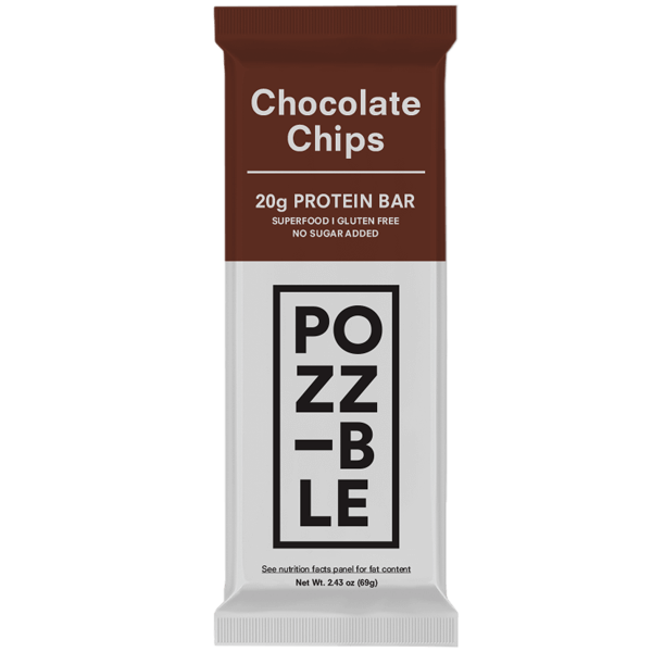 POZZIBLE Chocolate Chips